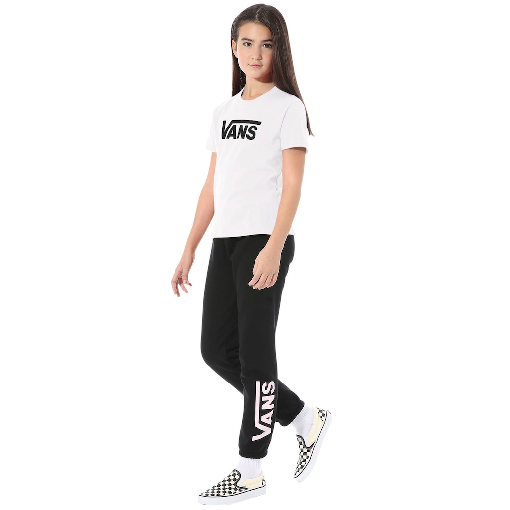 """Vans T-Shirt »FLYING V CREW GIRLS""""«"""