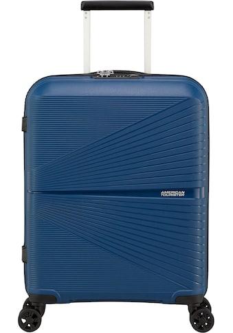 American Tourister® Hartschalen-Trolley »Airconic, 55 cm, midnight blue«, 4 Rollen kaufen