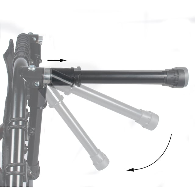 SportPlus Fitnesstrampolin »SP-T-111F«, Ø 126cm