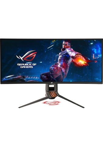 """Asus PG349Q Curved - Gaming Monitor »86,36 cm (34"""") Ultra - Wide QHD (3440x1440), 4 ms« kaufen"""