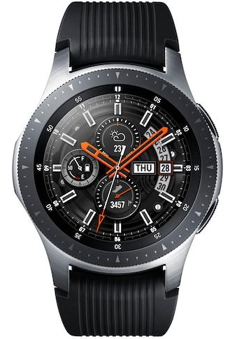 Samsung Galaxy Watch LTE 46mm Smartwatch (3,29 cm / 1,3 Zoll, Tizen OS) kaufen