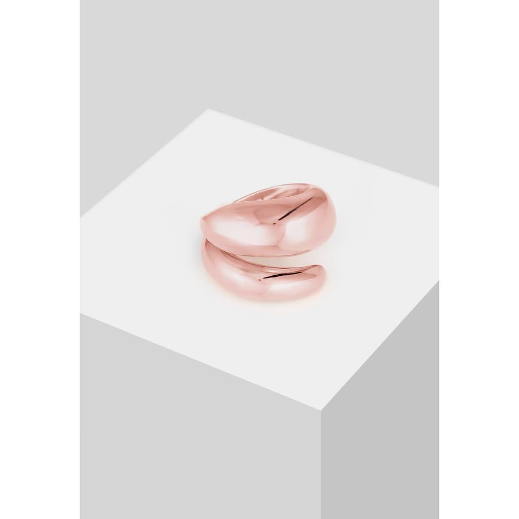Nenalina Fingerring »Wickelring Spiral Fingerschmuck 925 Silber«