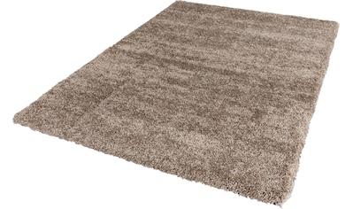 Hochflor - Teppich, »Savage 190«, SCHÖNER WOHNEN - Kollektion, rechteckig, Höhe 45 mm, maschinell gewebt kaufen