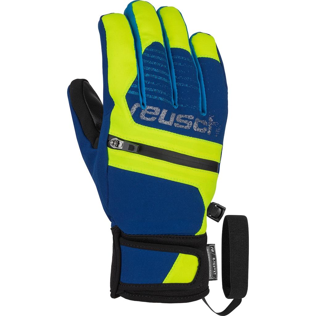 Reusch Skihandschuhe »Theo R-TEX® XT Junior«, mit wasserdichter Funktionsmembran
