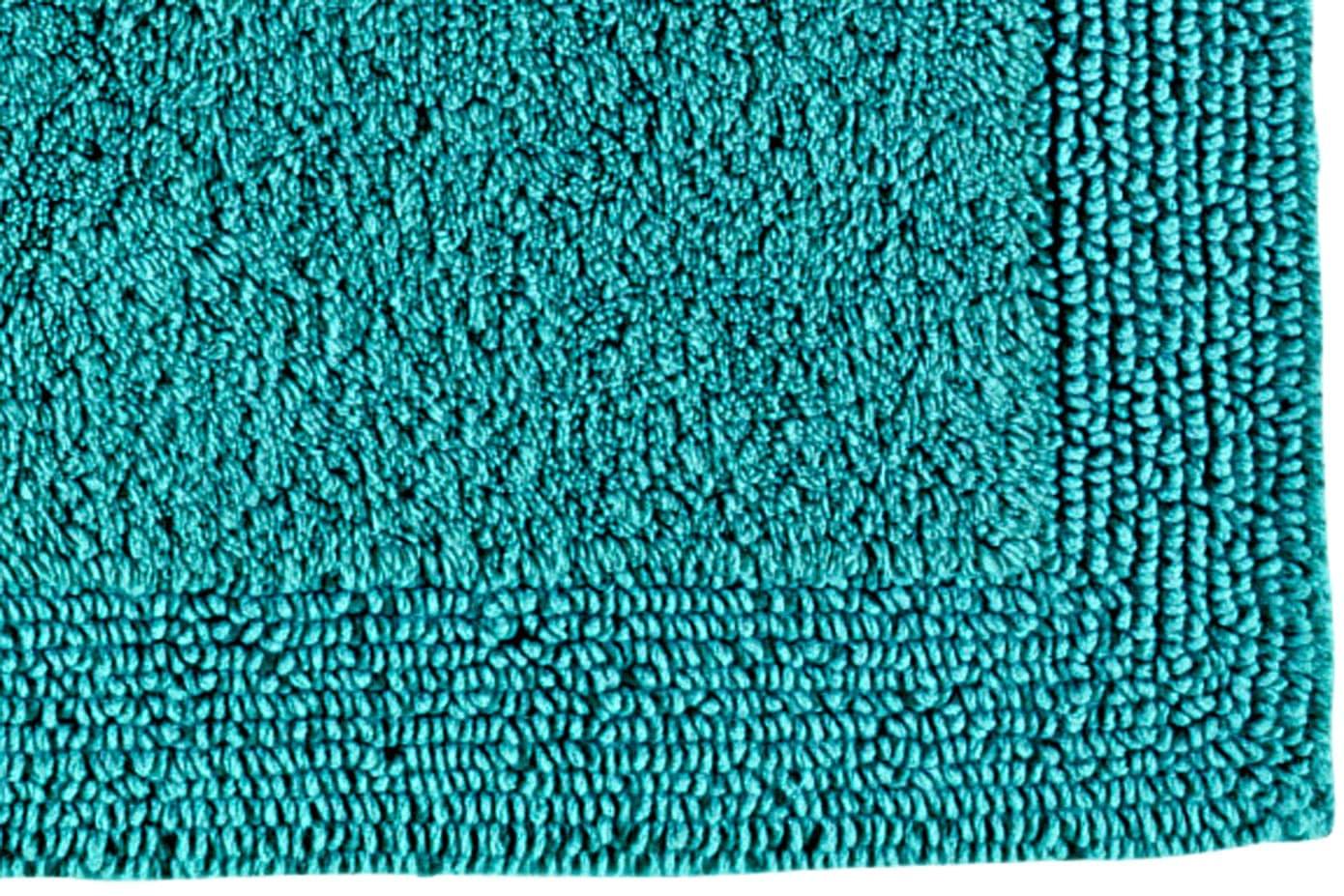 heine home Badematte, Höhe 10 mm blau Badematte Badematten