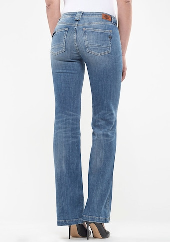 Le Temps Des Cerises Bootcut - Jeans »FLARE« kaufen