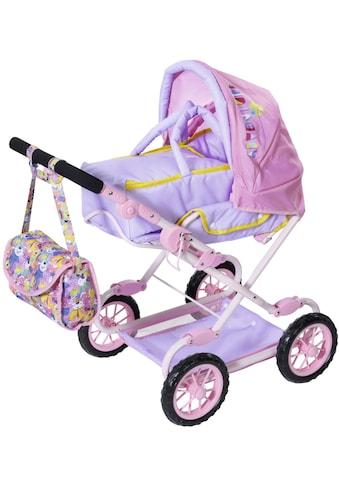 Baby Born Puppenwagen »Deluxe Pram«, inkl. Wickeltasche kaufen