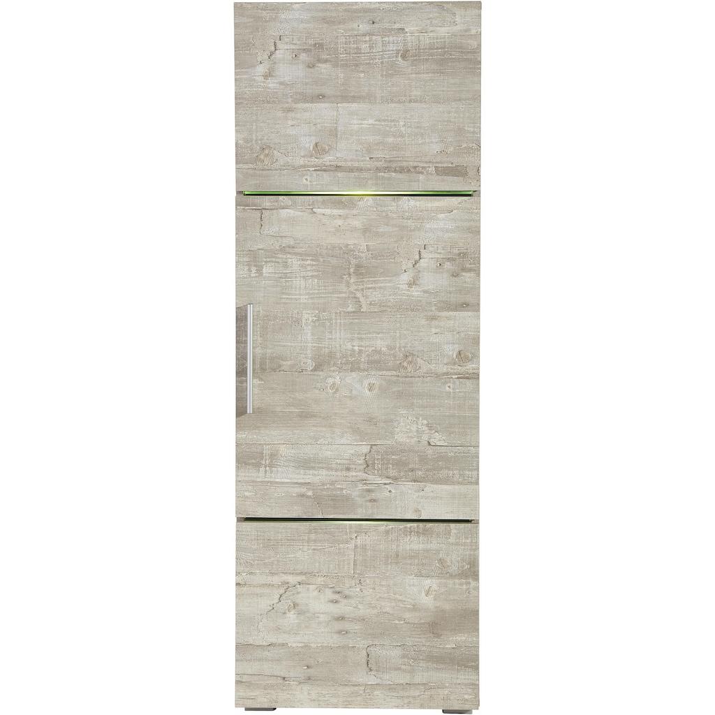 Wilmes Stauraumschrank, Höhe 140 cm