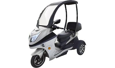 Santa Tina E-Motorroller »Lucca Trio«, 45 km/h, 45 km kaufen