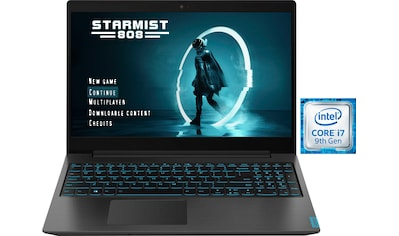 Lenovo ideapad L340 - 15IRH 81LK01L5GE Gaming - Notebook (39,6 cm / 15,6 Zoll, Intel,Core i7, 1000 GB SSD) kaufen