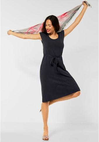 STREET ONE Sommerkleid, in Unifarbe kaufen