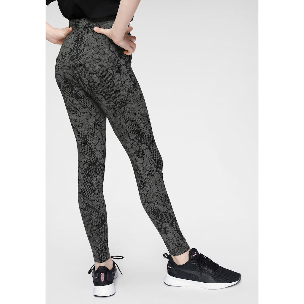 PUMA Leggings »ALLOVERPRINT LEGGINGS GIRLS«
