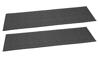 GO - DE Bankauflagen - Set (2er Set), (LxB): 220 x 25 cm kaufen