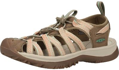 Keen Sandale »Leder/Textil« kaufen