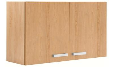 OPTIFIT Hängeschrank »Odense«, 100 cm breit, 57,6 cm hoch, mit 2 Türen kaufen
