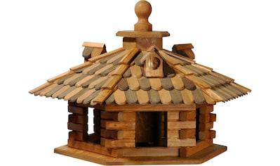 dobar Vogelhaus »Rustikal XXL«, BxTxH: 68x59x46 cm kaufen