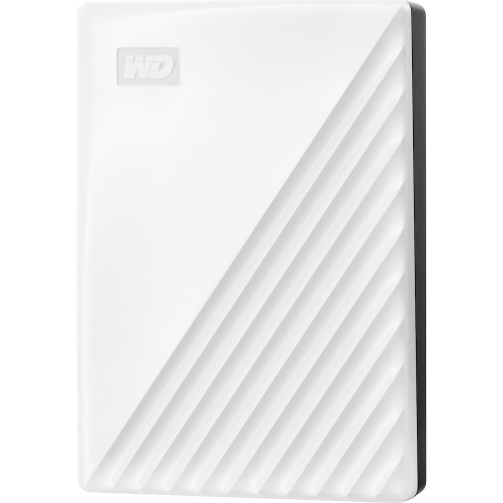 """WD externe HDD-Festplatte »My Passport™ White Edition«, 2,5 """""""