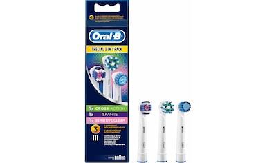 Oral B Aufsteckbürsten Multi Pack 3 in 1 kaufen