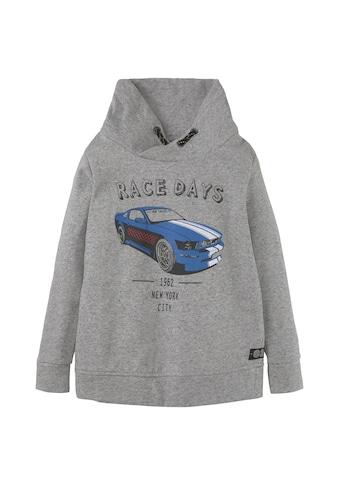 TOM TAILOR Sweatshirt »Sweatshirt mit Stehkragen« kaufen