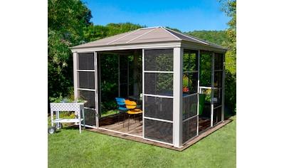 50NRTH Pavillon »Striano«, BxL: 362x298 cm, inkl. Moskitonetze kaufen