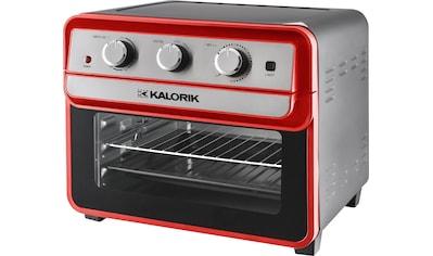 Team Kalorik Multiofen »TKG AFO 2000 RD«, Heißluft, 1700 W kaufen
