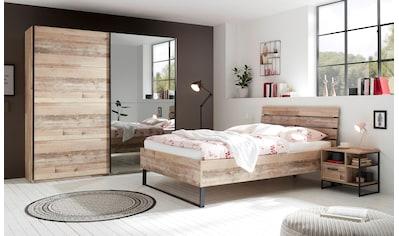 Schlafkontor Nachtkommode »Roof«, Breite 55 cm kaufen