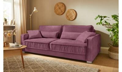 Mr. Couch Schlafsofa »Corey«, Nachhaltigkeit, Exklusivkollektion kaufen