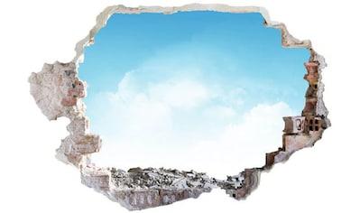 Wall-Art Wandtattoo »Sommer Wandaufkleber Himmel« kaufen