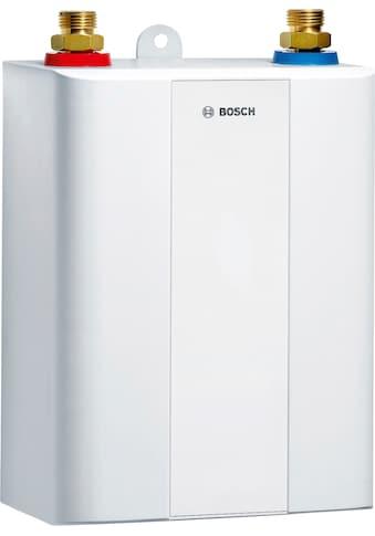 BOSCH Klein - Durchlauferhitzer »TR4000 4ET«, elektronisch kaufen