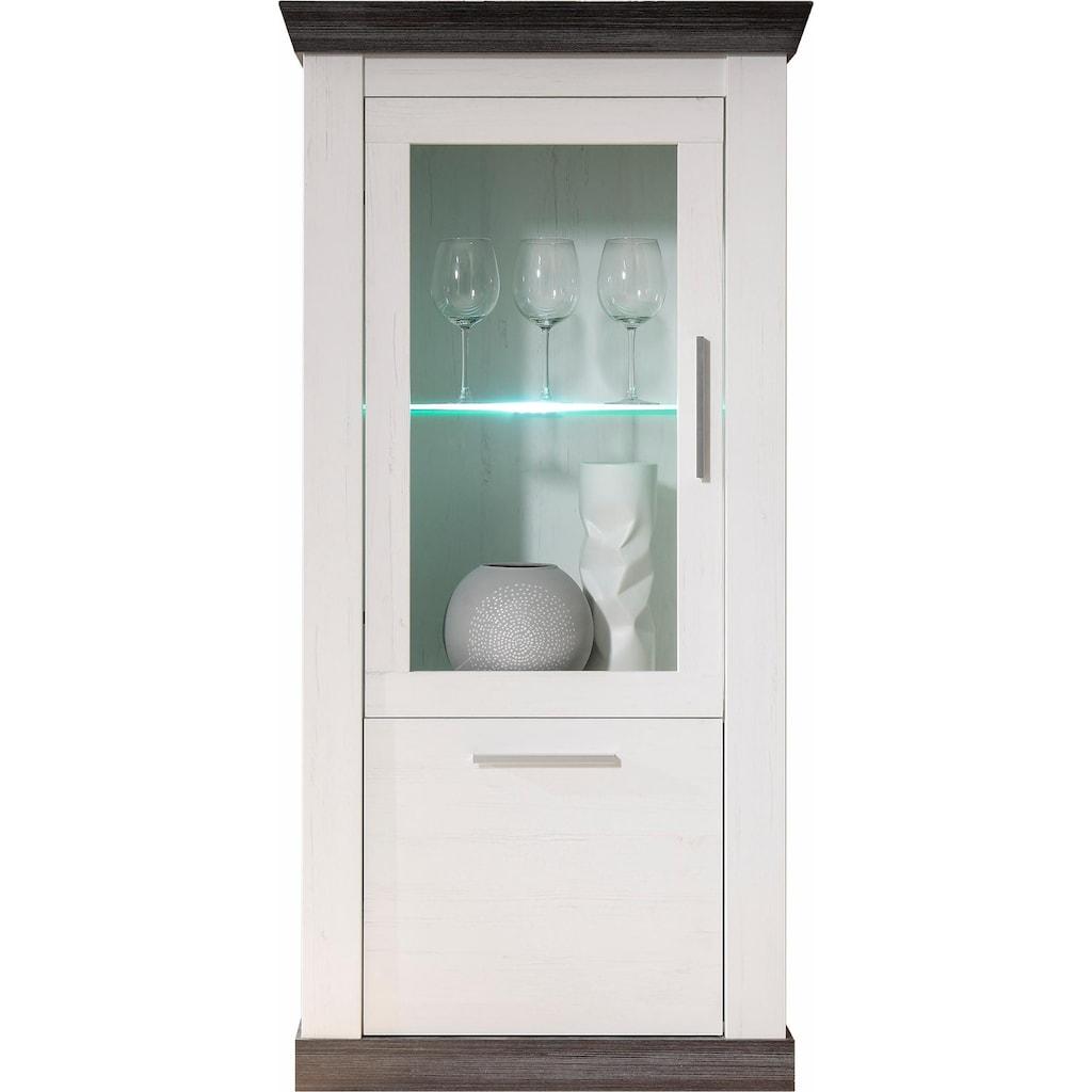 Home affaire Vitrine »Siena«, Höhe 146 cm