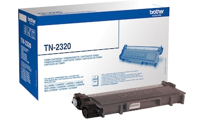 Brother »Brother TN - 2320 Tonerkartusche« Tonerpatrone kaufen