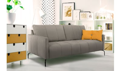 INOSIGN 3-Sitzer »Xeen«, mit feiner Steppung und Keder kaufen