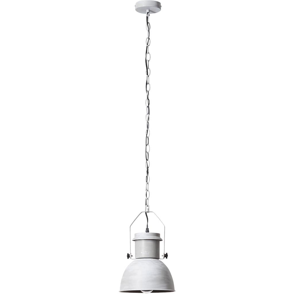Brilliant Leuchten Pendelleuchte »SALFORD«, E27, Hängeleuchte, Hängelampe