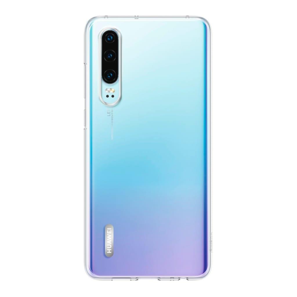 "Huawei Smartphone-Hülle »""Clear Case""«, Huawei P30-Smartphones, für HUAWEI P30"