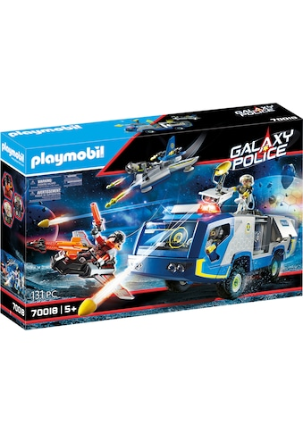 "Playmobil® Konstruktions - Spielset ""Galaxy Police - Truck (70018), Galaxy Police"", Kunststoff kaufen"