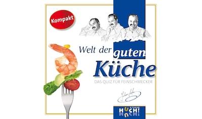 Huch! Spiel »Welt der guten Küche kompakt«, Made in Germany kaufen