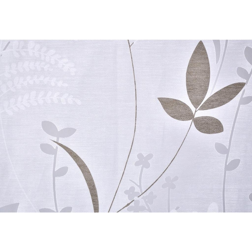 Kutti Raffrollo »Dandelion Marc«, mit Hakenaufhängung, ohne Bohren