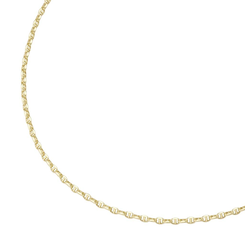 Luigi Merano Goldkette »Stegankerkette, hohl, Gold 585«