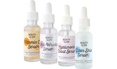 BEAUTY GLAM Gesichtspflege-Set »Beauty Glam Serum Addiction«, (Set, 4 tlg.) kaufen