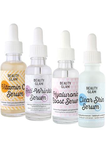 """BEAUTY GLAM Gesichtspflege - Set """"Beauty Glam Serum Addiction"""", Set 4 - tlg. kaufen"""