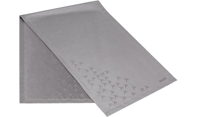 Joop! Tischläufer »FADED CORNFLOWER«, Aus Jacquard-Gewebe gerfertigt mit Kornblumen-Verlauf kaufen
