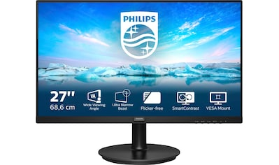 """Hyrican Gaming-PC-Komplettsystem »Home-Office SET 2100«, inklusive Philips 27"""" Monitor... kaufen"""