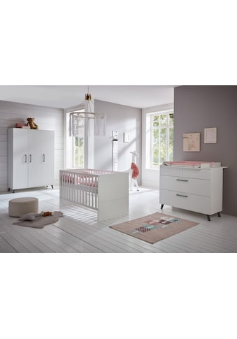 arthur berndt Babyzimmer-Komplettset »Amal«, (Set, 3 tlg.), Made in Germany kaufen