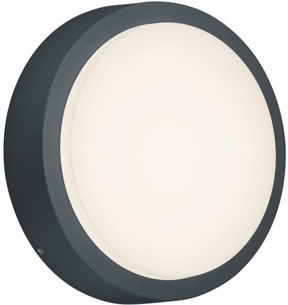 TRIO Leuchten LED Außen-Wandleuchte BREG, LED-Board, Warmweiß