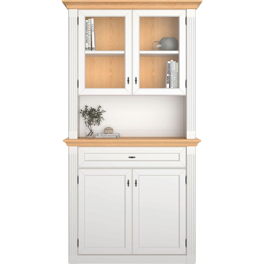 WEHRSDORFER Anrichte »Maisonette«, mit 4 Türen und 1 Schubkasten, Breite 113 cm