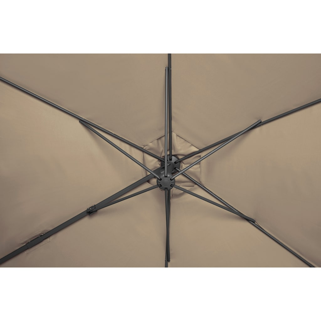 garten gut Ampelschirm »Palermo«, ohne Wegeplatten