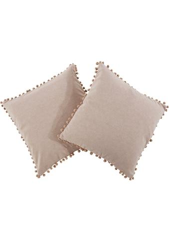 Kissenhüllen, »Mit Anhang«, COUCH♥ kaufen