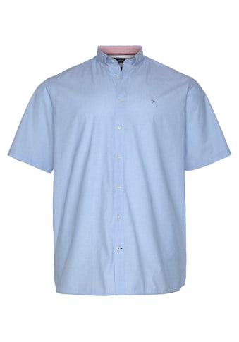 Tommy Hilfiger Big & Tall Kurzarmhemd »BT-NATUR SOFT POPLIN SHIRT-B« kaufen