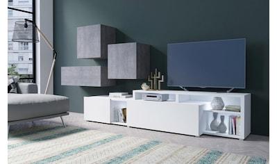 TRENDMANUFAKTUR Wohnwand »Vento« (Set, 4 - tlg) kaufen