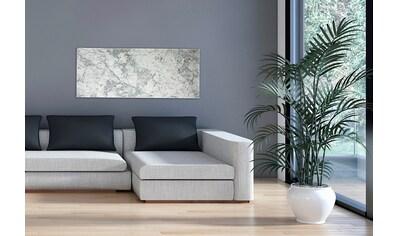 Marmony Infrarotwandheizung »Carrara, 800 Watt«, aus Carrara-Marmor kaufen